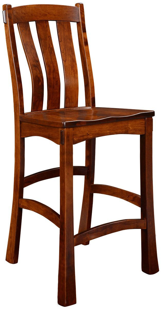 Kaskaskia Bar Height Stool