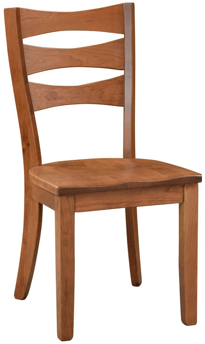 Kenai Solid Wood Side Chair