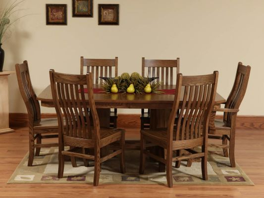 Los Gatos Chairs and Tarragona Table