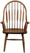 Maloof Bow Back Kitchen Chairs
