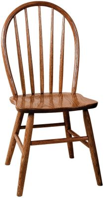 Memphis Bow Back Side Chair