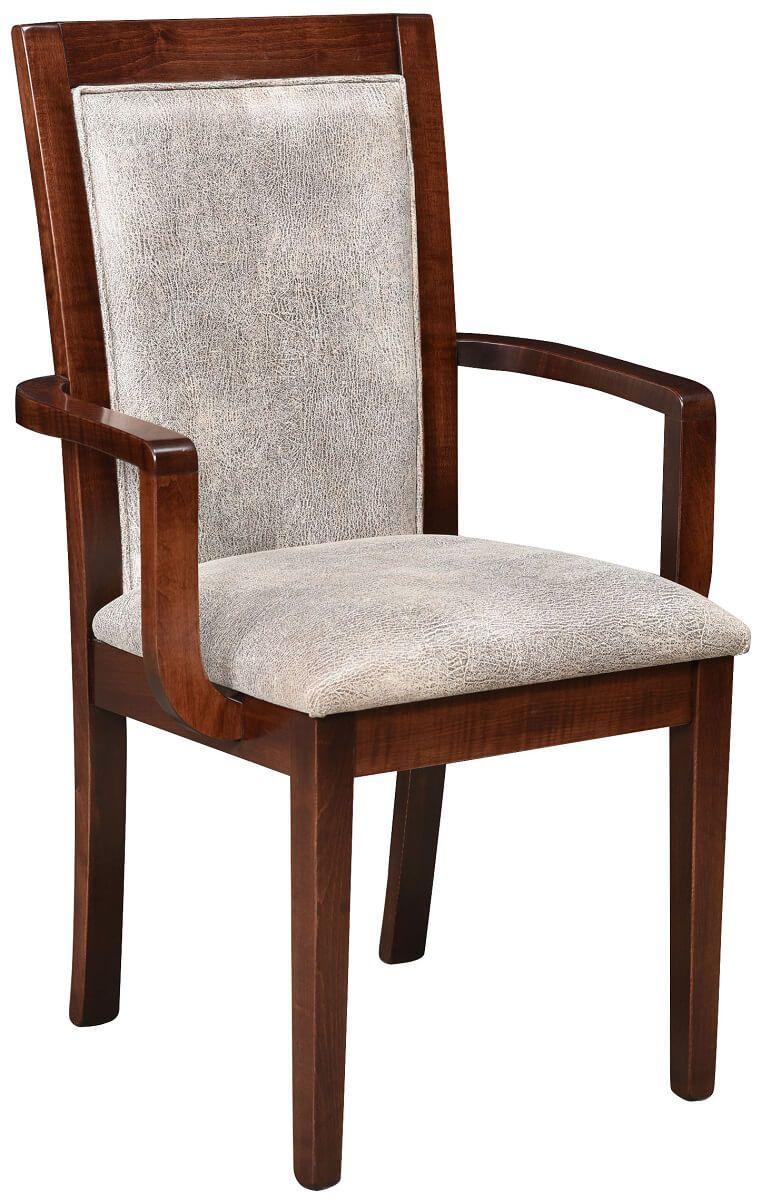 Mendon Upholstered Arm Chair