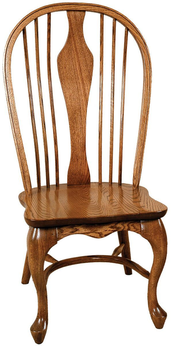Side Chair in Oak