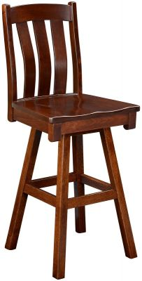 Newark Swivel Barstool
