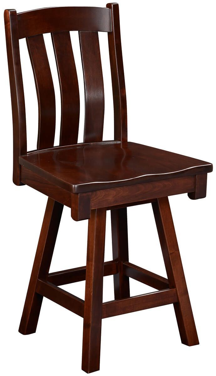 Newark Counter Swivel Barstool