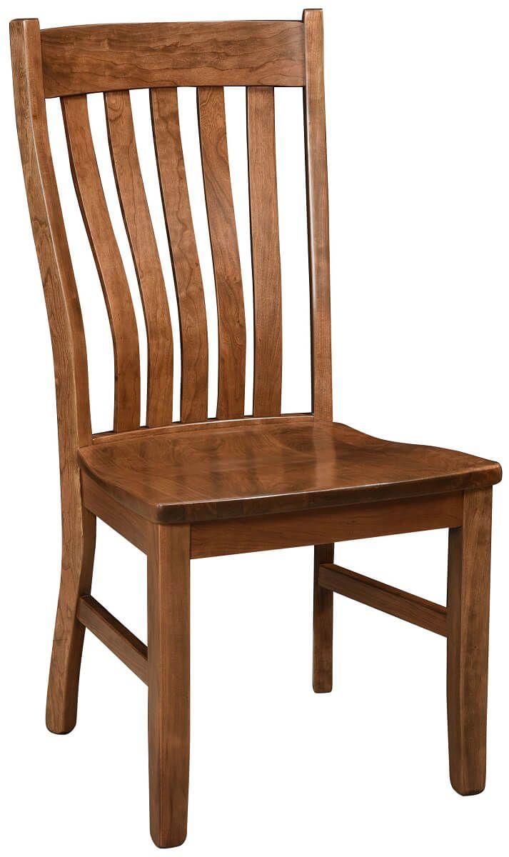 Saginaw Amish Handmade Side Chair