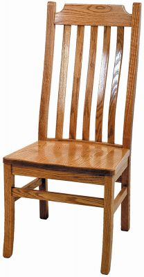 Custom Arts and Crafts Dining Chairs