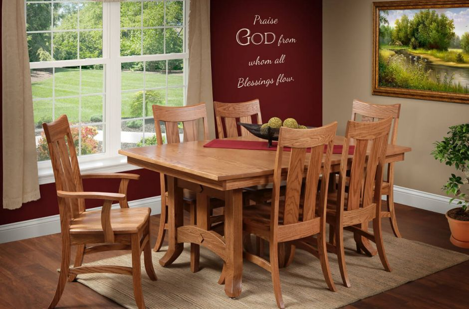 Shaker Hill Dining Set image 1
