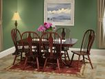 Sheffield Queen Anne Dining Set