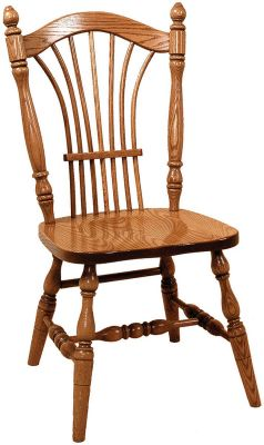 Wakefield Sheaf Back Side Chair