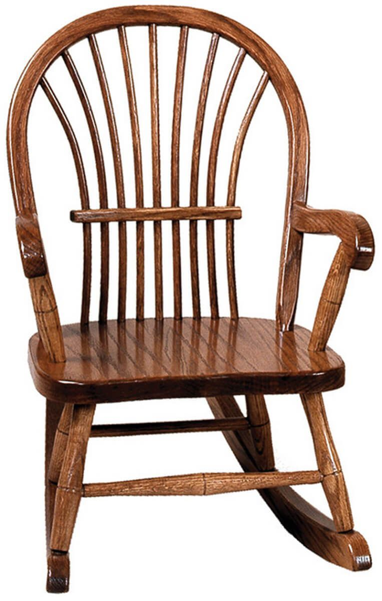 Walter Child's Rocking Chair