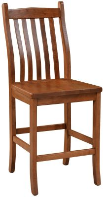 Warren Amish Bar Chair