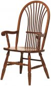 Windmill High Sheafback Dining Chair