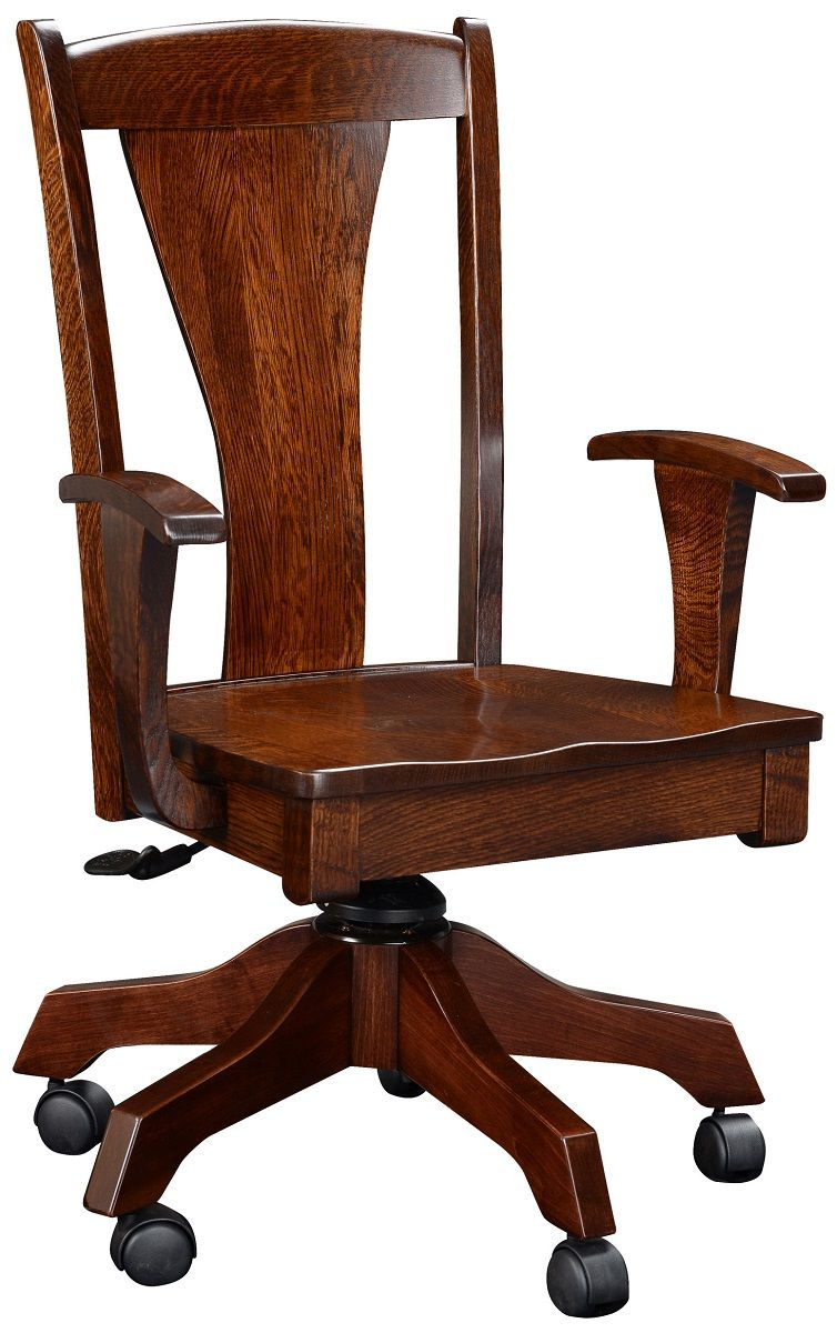 Appleton Amish Desk Chair
