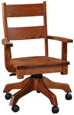 Bamberg Ladder Back Desk Chair
