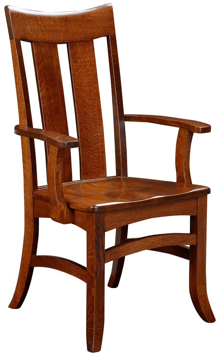 Barclay Amish Arm Chair