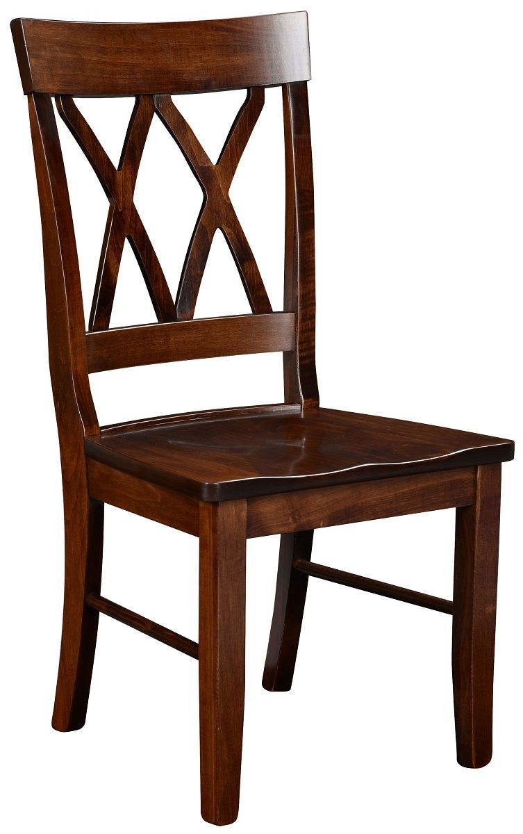 Bellagio Solid Wood Side Chair
