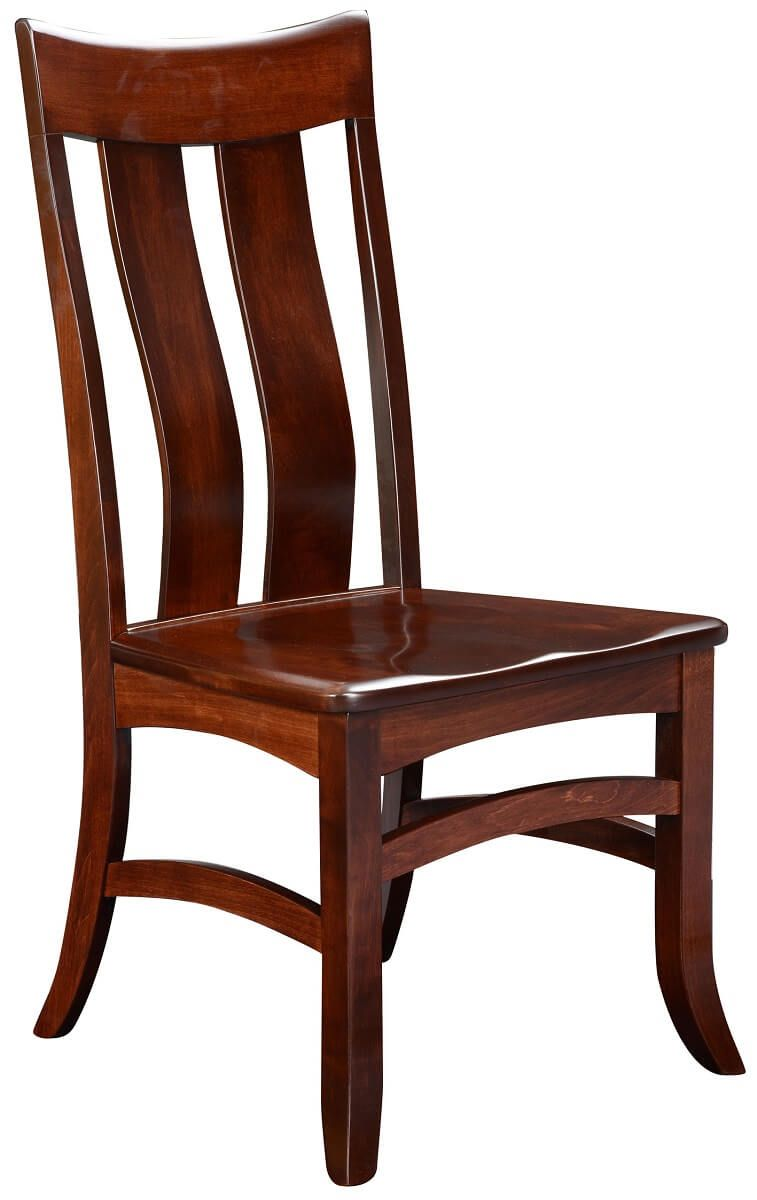 Solid Wood Benezet Side Chair