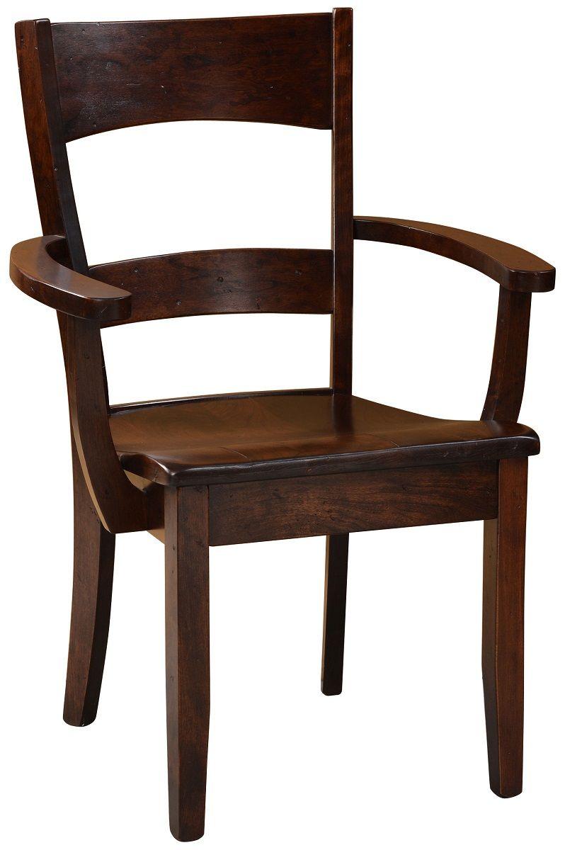 Dietrich Amish Arm Chair