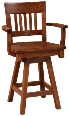 Jonesborough Counter Height Swivel Chair