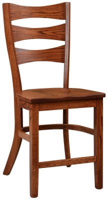 Kenai Amish Made Bar Stool