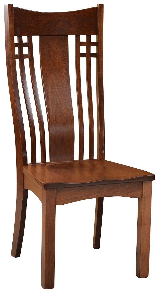 Mecklenburg Mission Side Chair