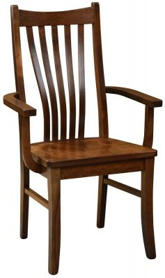 Nayler Amish Arm Chair