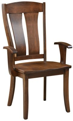 Noma Modern Dining Arm Chair