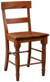 Osteria Solid Wood Bar Chair