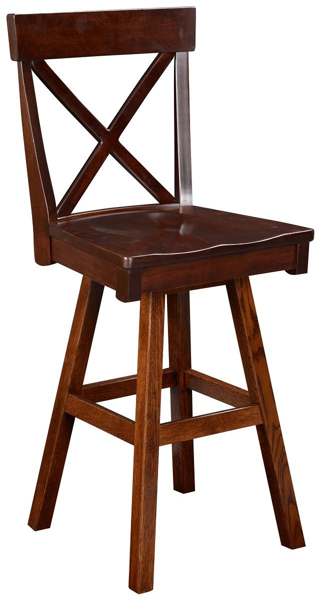 Scavolini Swivel Bar Height Chair
