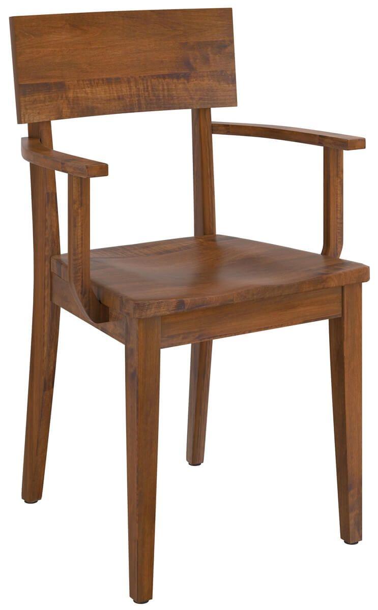 Sikeston Dining Arm Chair