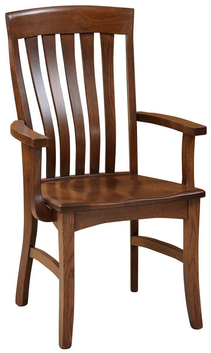 Steubenville Shaker Arm Chair