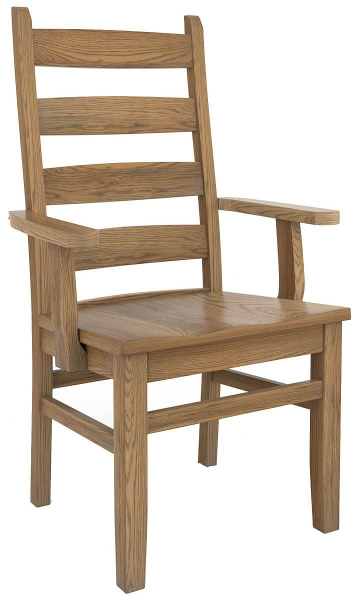 Trailwood Ladderback Arm Chair