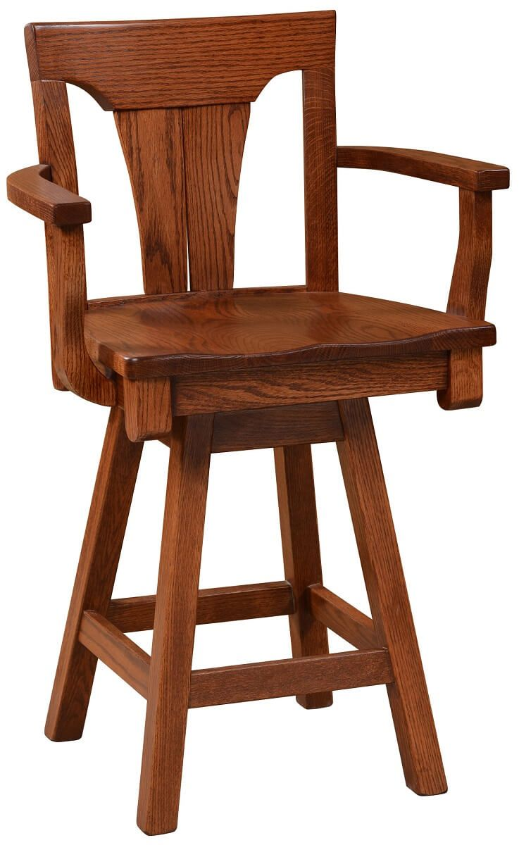 Whitehall Kitchen Counter Swivel Stool