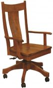 Baldwyn Amish Office Chair