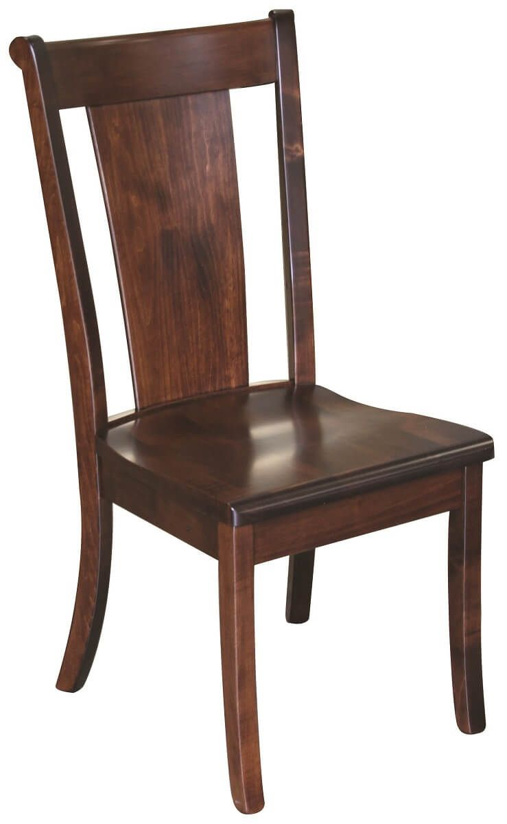 Amish Formal Side Chair