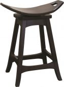 Cokedale Swivel Saddle Stool