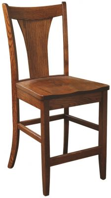 Duncan Solid Wood Cafe Chair