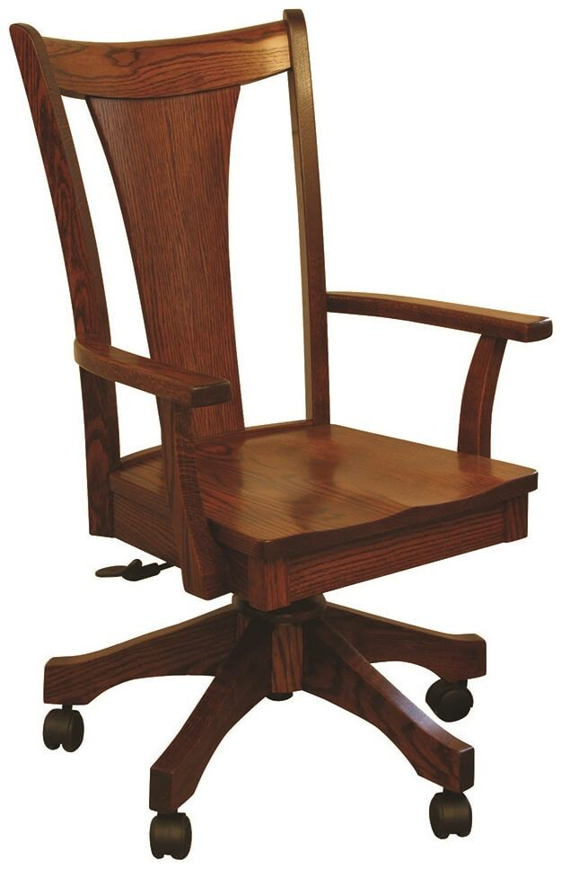 Duncan Amish Office Chair