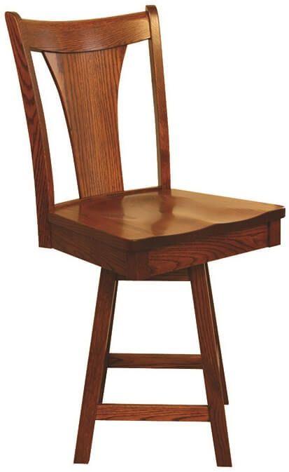 Duncan Swivel Cafe Chair