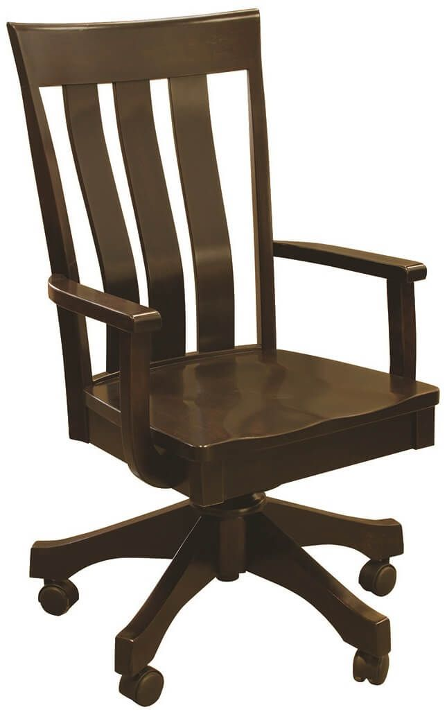 Perryville Amish Office Chair