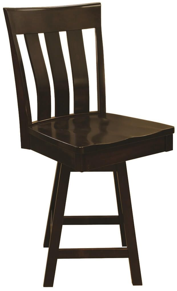 Perryville Swivel Pub Chair