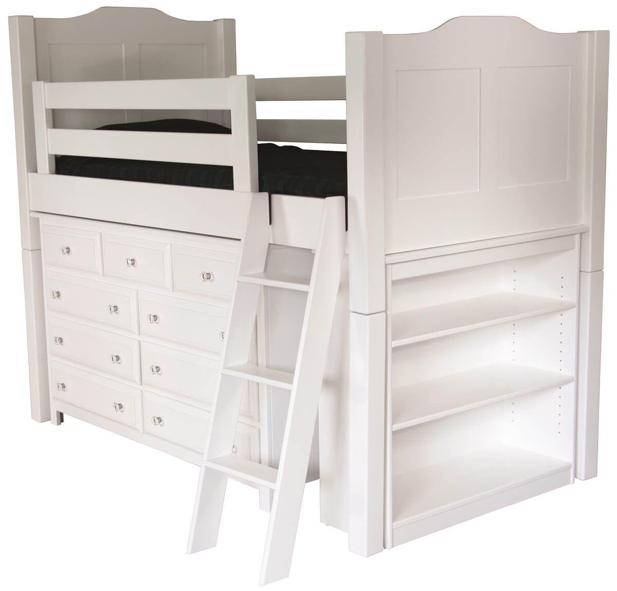 Hadley Storage Bunk Bed