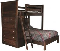 Lindgren Loft Bed with Storage