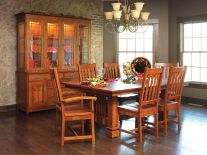 Acapulco Mission Dining Set