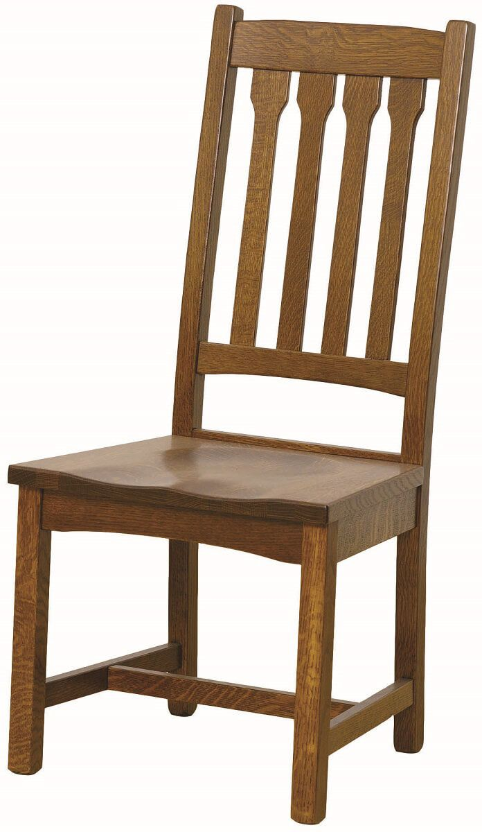 Acapulco Mission Dining Side Chair