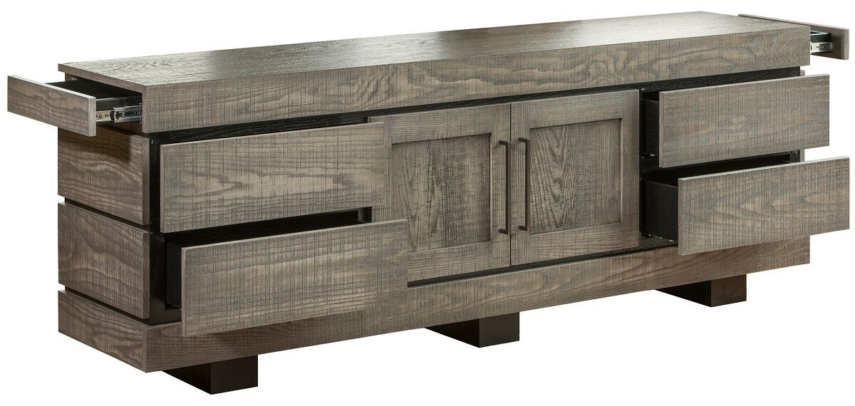 Concealed Full Extension Drawers
