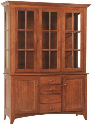 Chimney Rock 3-Door Hutch
