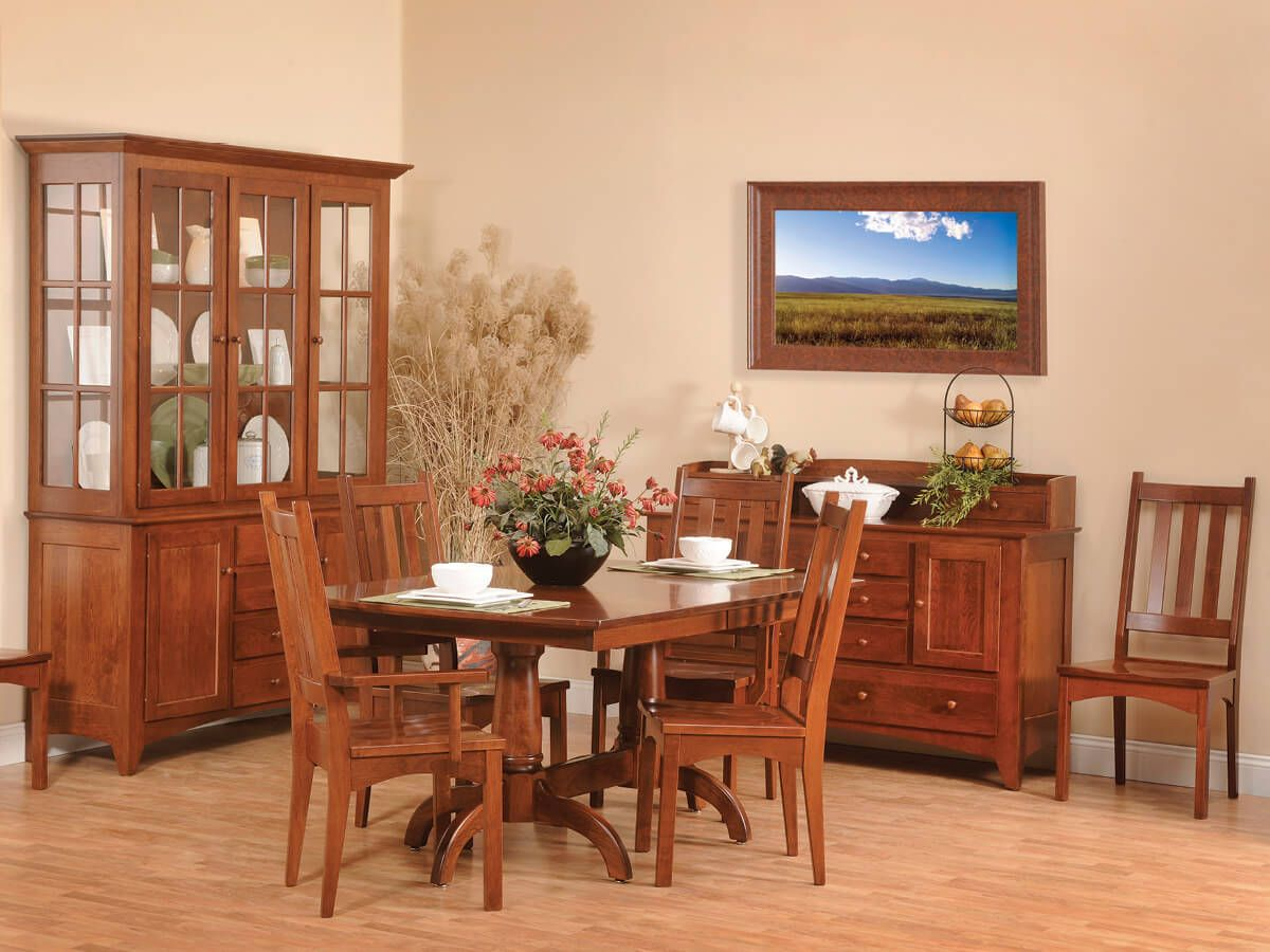 Chimney Rock Dining Set