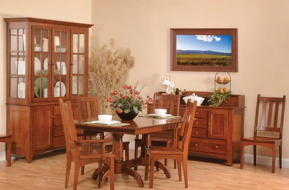 Chimney Rock Dining Set image 1